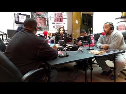 Dottie Staxx, AD POLO, Scene Radio Interview At AUMA RADIO in ATLANTA, GEORGIA