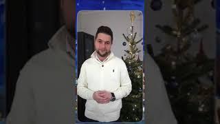 Życzenia na Święta Bożego Narodzenia 2018 od Patryka Jakiego