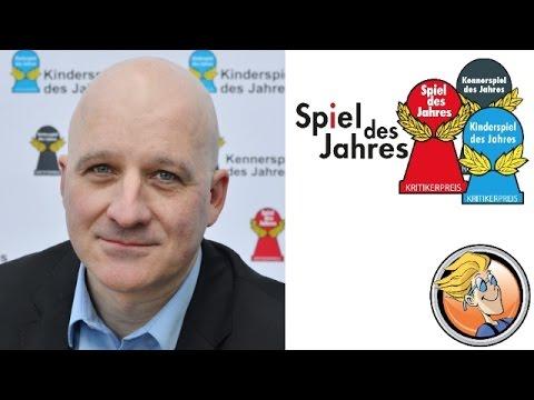 Tom Felber on the Spiel des Jahres — BGGCON 2014