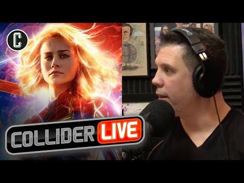Captain Marvel Trailer Discussion