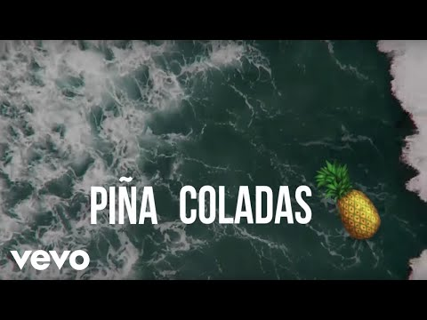 Liron - Piña Coladas (Lyric Video)