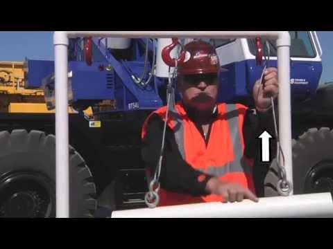 Sims Crane Minute 1 - Improper Rigging