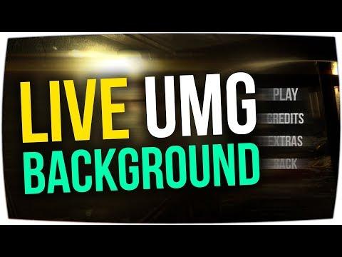 Live-Background - UMG (PUBG ähnlich) ► Unreal Engine Tutorial (German)