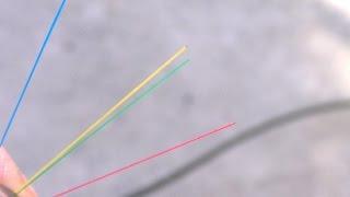 Интернет через оптический кабель