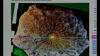 Одни из самых древних солнечных часов на Земле обнаружили в Донецкой области.(У древних рабочих обеденный перерыв был больше на полчаса. В Донецкой области обнаружили одни из самых..., 2013-10-15T17:04:42.000Z)