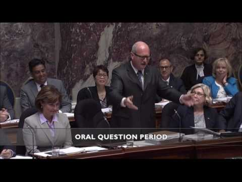 June 26 Question Period on BC Liberal Election Statements & Throne Speech