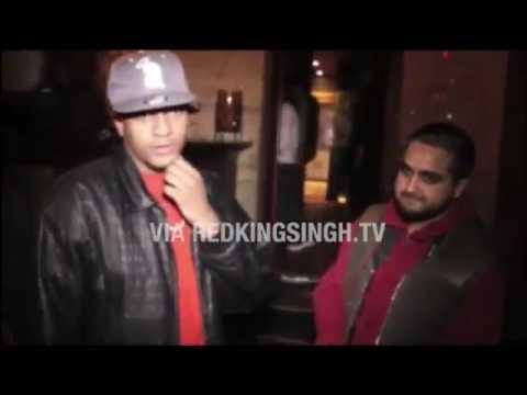 Nav Interview - Rare video of Beats by Nav
