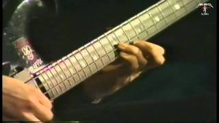 Metallica  Jason Newsted Bass Solo - Mexico City 1993