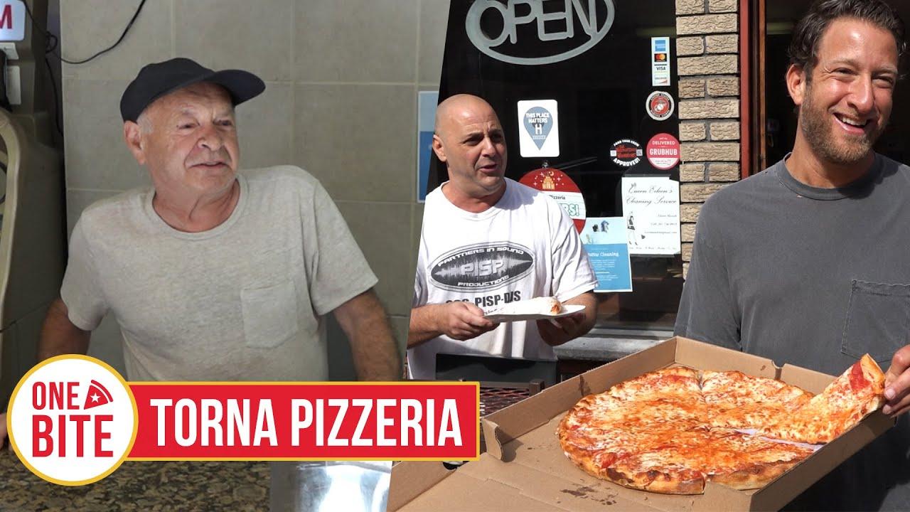 Barstool Pizza Review - Torna Pizzeria (Hoboken, NJ)