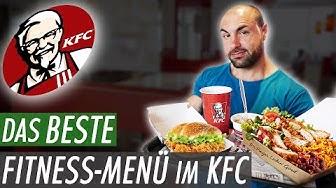 So GESUND ist KFC wirklich! Fast Food Restaurants im Fitnesscheck