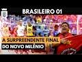 Brasileirão 2001: quando o furacão Alex Mineiro levou o Athletico ao título