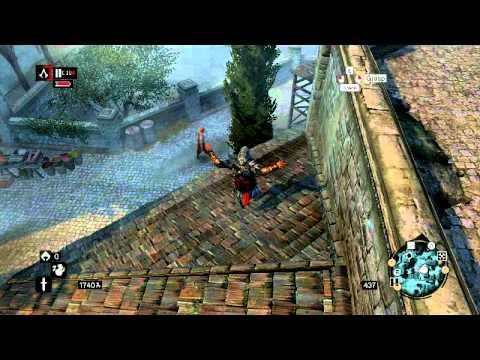 Assasin's Creed Revelations killer