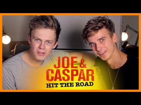 #ProjectJaspar is revealed! - Joe and Caspar Hit The Road