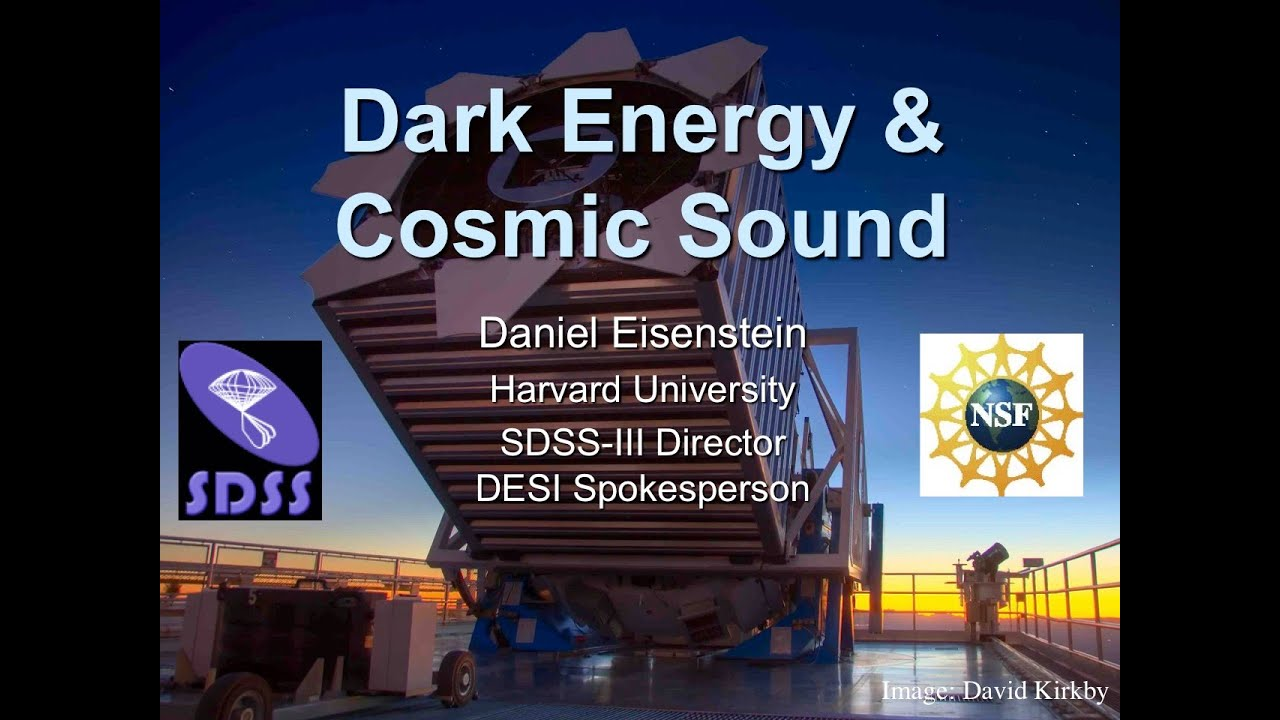 Baryon acoustic oscillations - Astronomy and Cosmology - Physics
