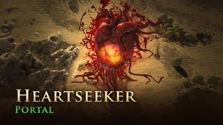 Path of Exile: Heartseeker Portal Effect