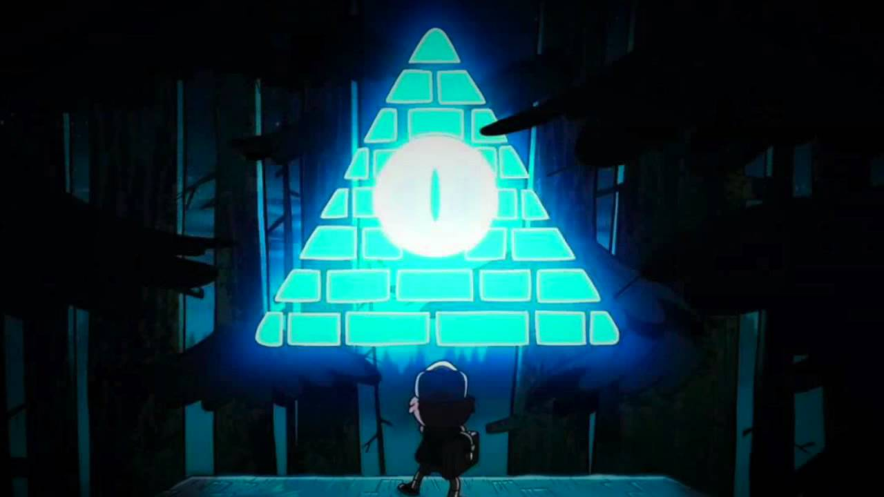 Gravity Falls Wallpaper Dipper Powers From The Other Side Ft Bill Cipher Disney Gravity