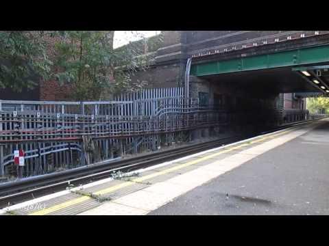 London Underground Northern Line November 2014