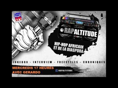 #RAPALTITUDE DU 13 JUILLET 2016 AVEC LE GROUPE DE RAP TOGOLAIS YAKNOU