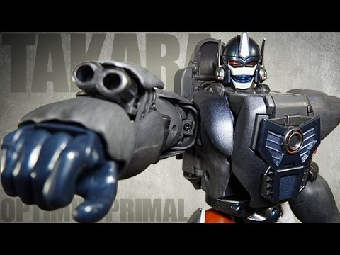 Takara - Optimus Primal (Convoy) - MP32 Transformers Masterpiece Review