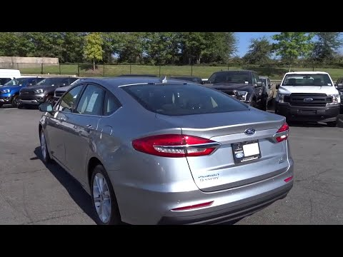 2020 Ford Fusion Hybrid Atlanta, Marietta, Decatur, Johns Creek, Alpharetta, GA 10372