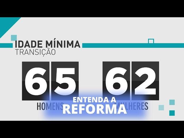 Entenda a proposta da Reforma ponto a ponto - 20/02/19