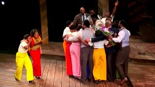 "The Color Purple - Epic Final Curtain Call: ""Total Praise"" (Jennifer Holliday and Cynthia Erivo)"