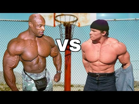 Ronnie Coleman Vs Arnold mr olympia Ronn...