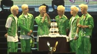 [SSTV] B.A.P 팬클럽 창단식, 팬들과의 생일파…