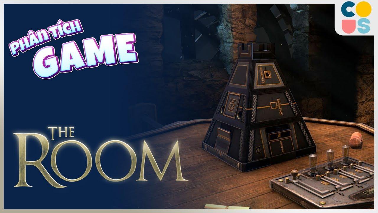 Phân tích game : The Room - Bí ẩn những chiếc hộp   Cờ Su Original