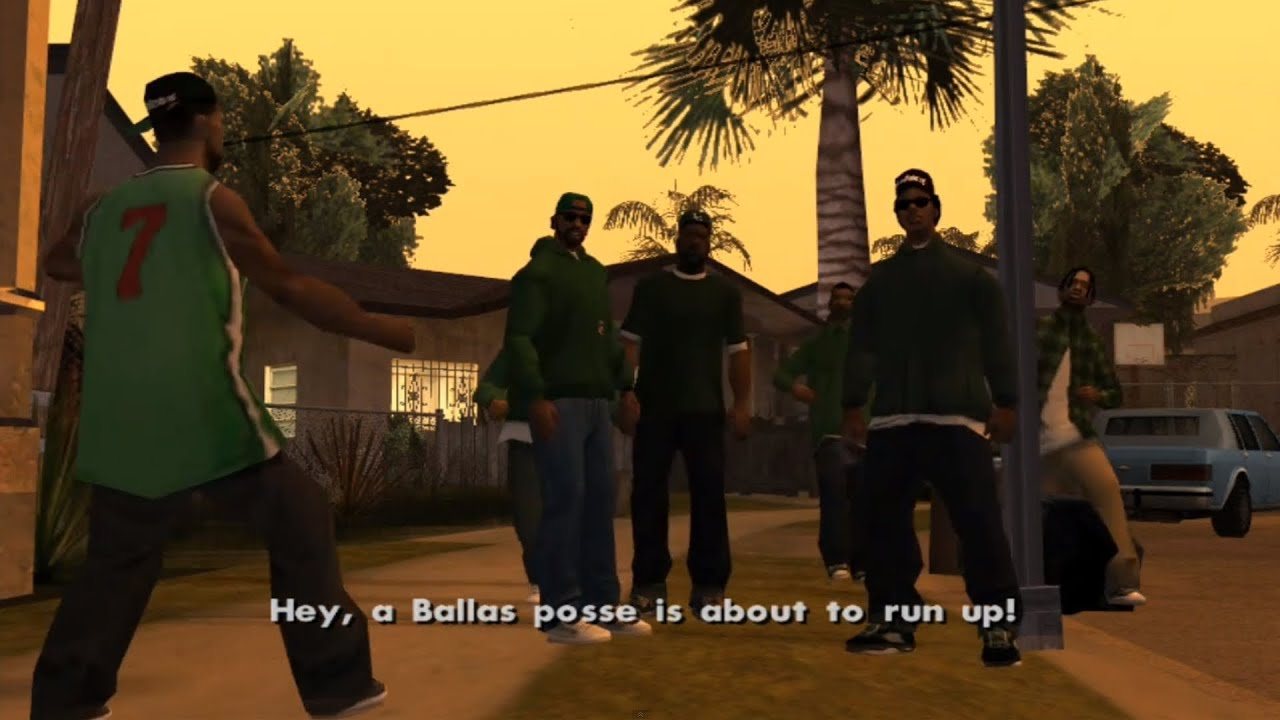 Download House Party - GTA: San Andreas Mission #22