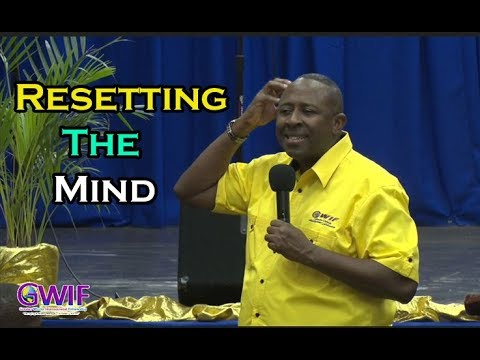 Resetting The Mind  Apostle Andrew Scott