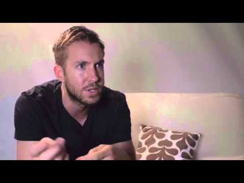 Calvin Harris Interview