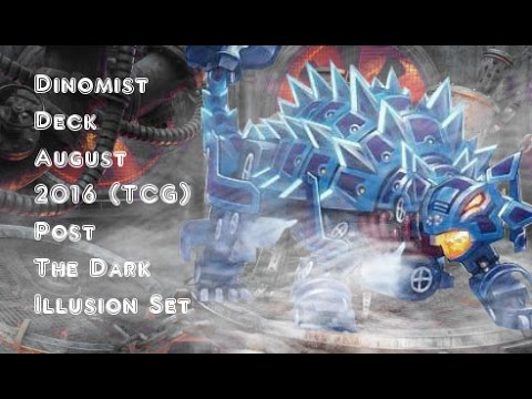 Dinomist Deck August 2016 (TCG) Post \