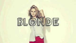 Repeat youtube video Blonde by Bridgit Mendler (Lyrics + Pictures)