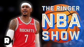 The Rockets Don't Stay Melo | The Mismatch | The Ringer NBA Show (Ep. 337)