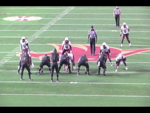 Lawrence White Texas State Highlights
