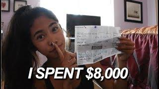 SURPRISING MY FAMILY W AN $8000 BAHAMAS TRIP!