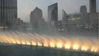 Burj Khalifa's Fountain 2 (English Version)