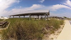 Panama City Beach Florida Campgrounds   St Adndrews State Park and Racoon River