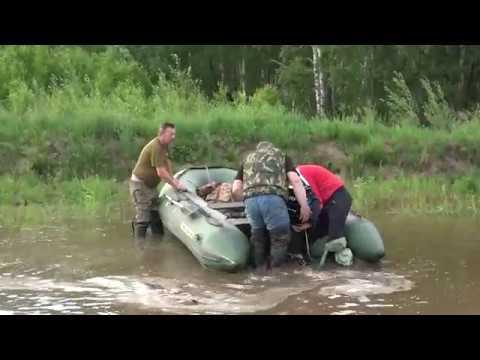 Наводнения в Нижнеудинске 2019г.