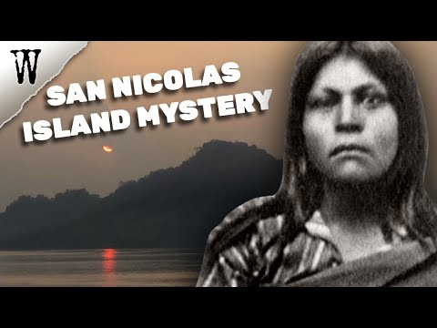 THE MYSTERIOUS WOMAN Found Alone On An Island