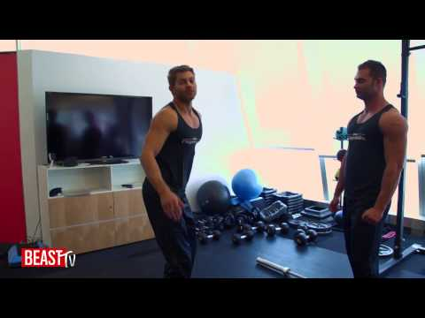 Chippendales Holiday Workout Guide