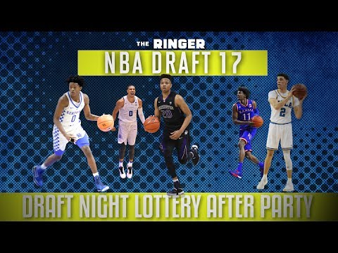 NBA Draft Night Lottery After Party | The Ringer
