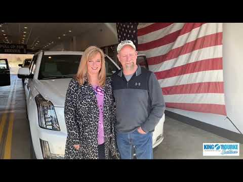King ORourke Reviews: Testimonial by Michael about a 2019 Cadillac Escalade