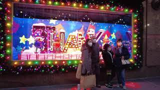 NYC Macy's 34th Street - Herald Square Holiday Windows 2020