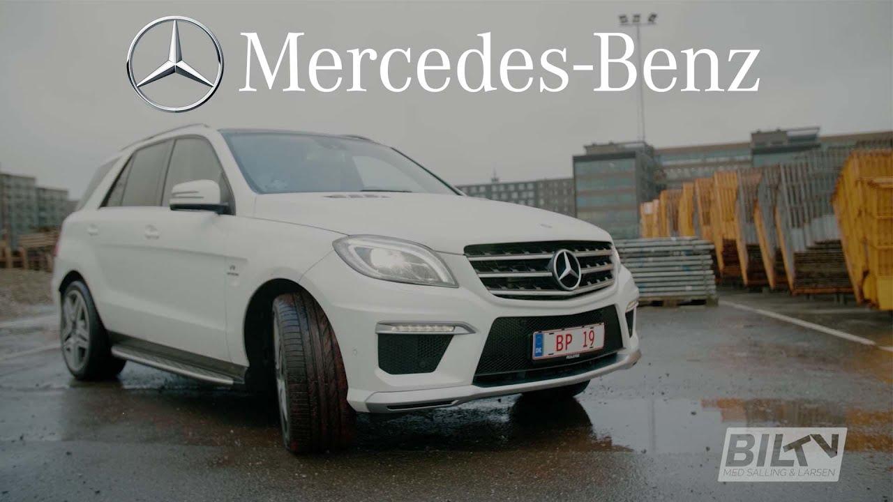1. Afsnit af BilTV - Mercedes ML63 AMG