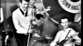Gene Vincent - She, She, She  Little Sheila - Town Hall Party 1959