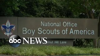 Gambar cover The Boy Scouts of America files for bankruptcy amidst sexual harassment allegations