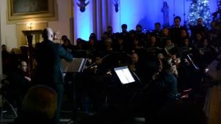 heilig,heilig,heilig-franz schubert-coro musicae cantores-san giorgio del sannio-benevento
