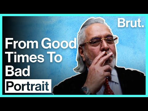 How Vijay Mallya Went From Good Times To Bad Ones